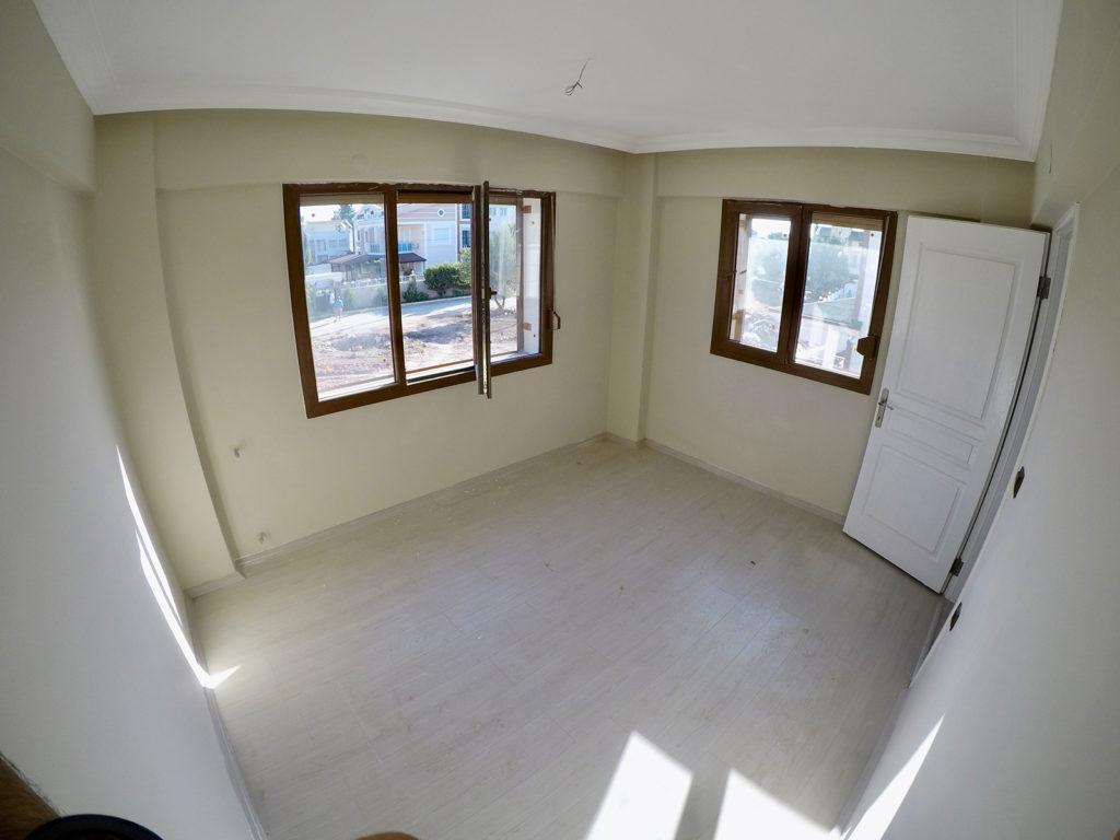 1. kattaki yatak odasi